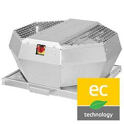 Střešní ventilátor DVA EC CP 31 280/1970, DVA 280 EC CP 31