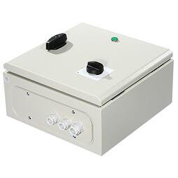 5-Stupňový transformátorový regulátor TEM 100