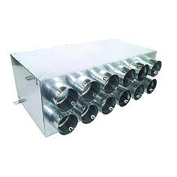 Rozváděcí box pro rekuperaci přímý EF-12x75/160