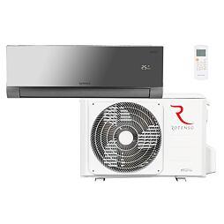 Nástěnná split klimatizace Versu Mirror 2,6 kW (R32)