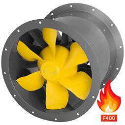 Potrubní ventilátor Axialine 355/4870, AL 355 D4 F4 01 (400 °C / 120 min)