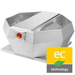 Střešní ventilátor DVA EC CP 190/610, DVA 190 EC CP 30