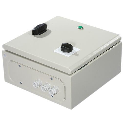 5-Stupňový transformátorový regulátor TDM 110