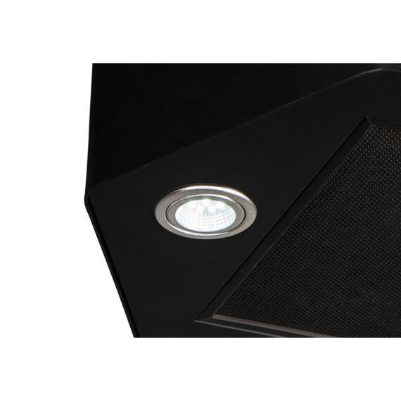 Ostrůvková digestoř Nortberg Symetric Black 60 cm