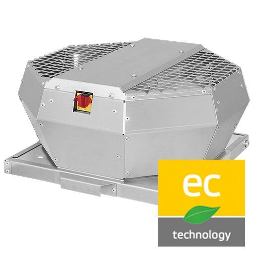 Střešní ventilátor DVA ECP 190/610, DVA 190 ECP 31