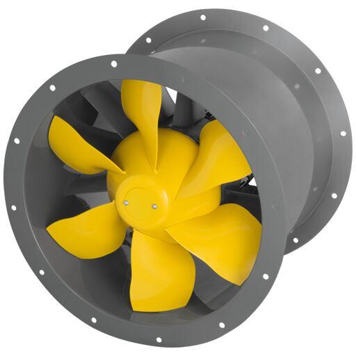 Potrubní ventilátor Axialine 710/36580  AL 710 D4 01