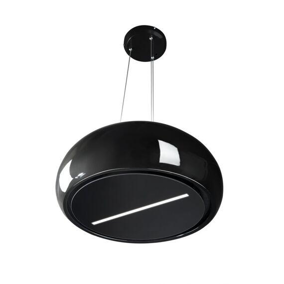 Ostrůvková digestoř Nortberg Ceramic Black