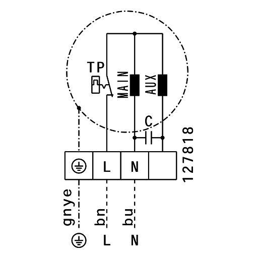 Kanálový ventilátor ELKI 6035/4940, ELKI 6035 E2 11