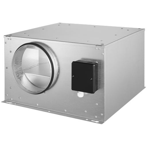 Potrubní izolovaný ventilátor ISOR 160/400, ISOR 160 E2 20