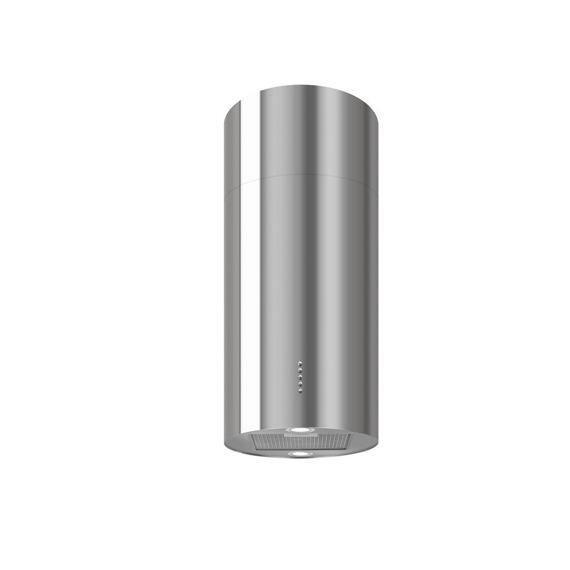 Ostrůvková digestoř Nortberg Cylindro Eco Inox 40 cm