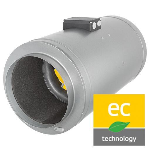 Potrubní ultra tichý ventilátor Emix 315/2130 EC, EMIX 315 EC 11