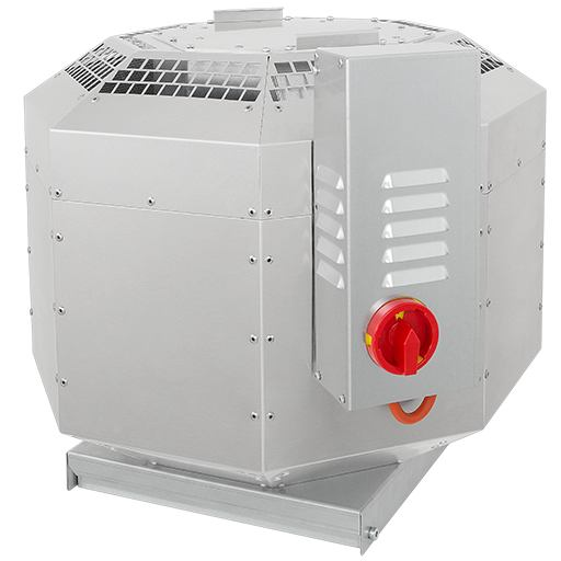 Střešní ventilátor DVNI 225/1500, DVNI 225 E2 30