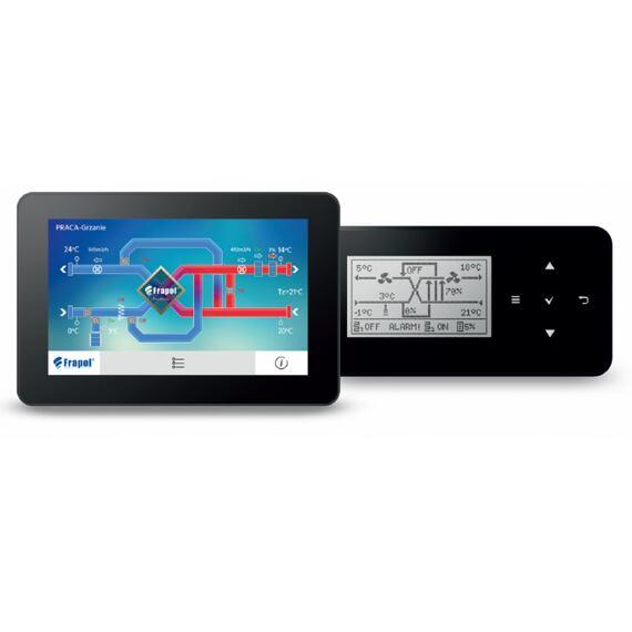 LCD panel | monochromatický displej
